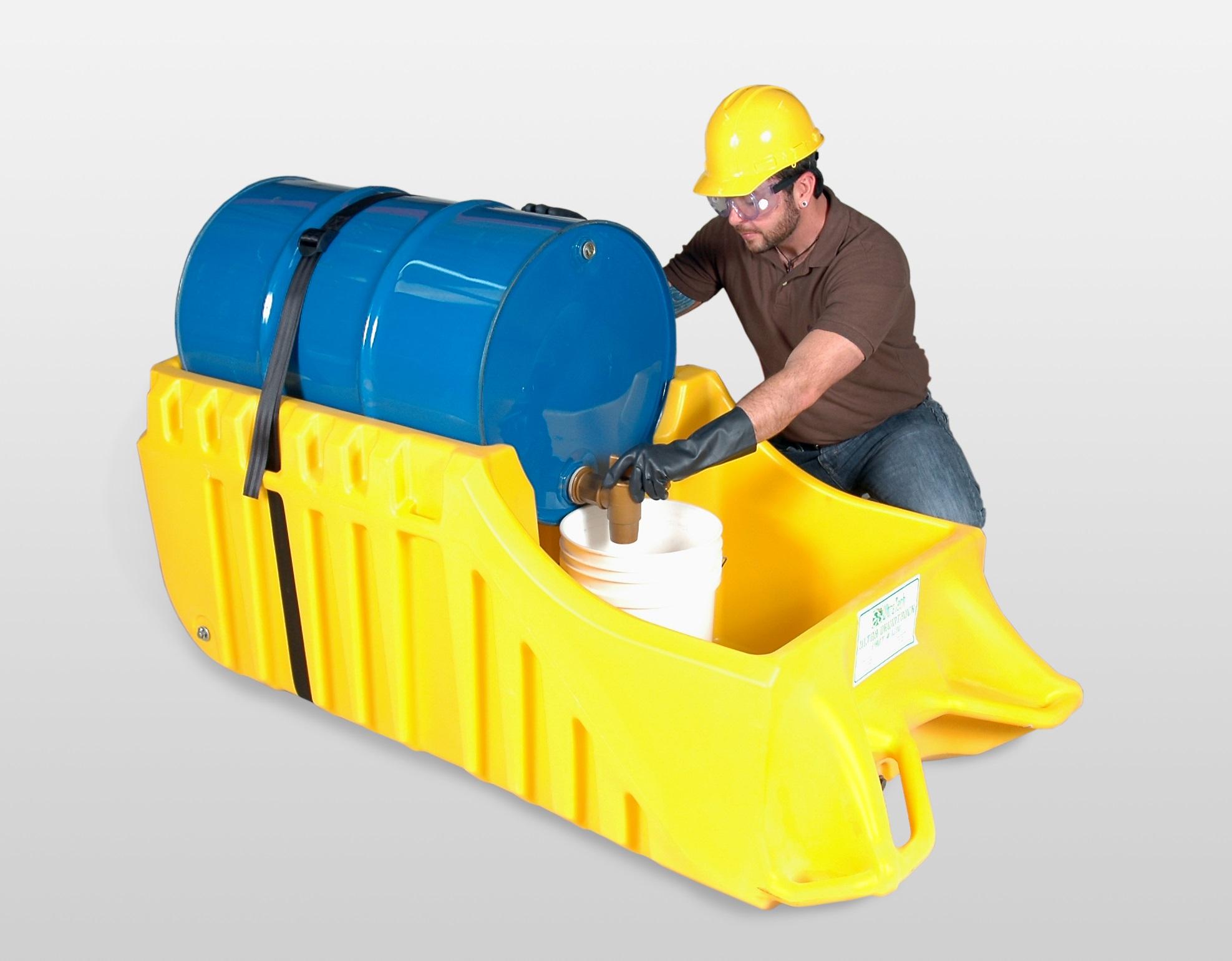 Drum Truck - Transporte de Tambor